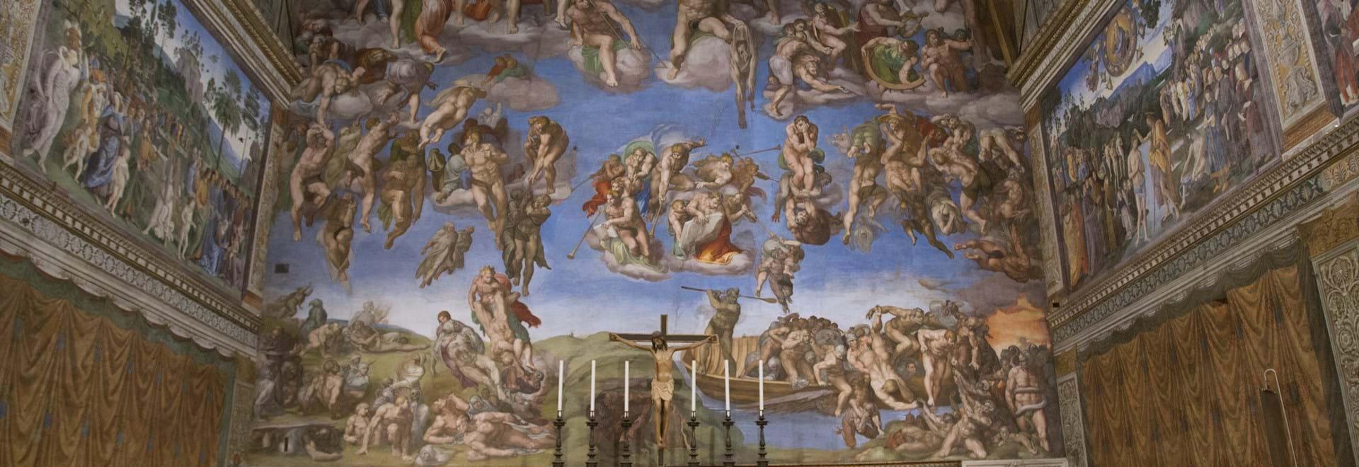 Sistine Chapel's Altar