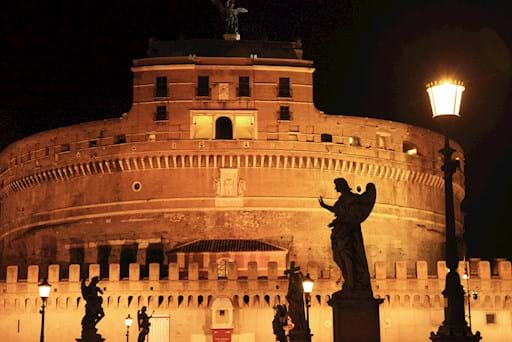 Castle St. Angelo by Night
