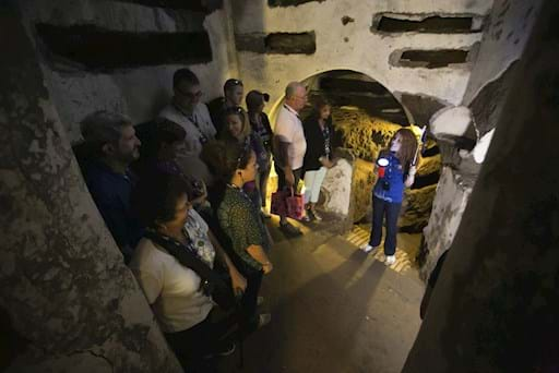 Crypts & Catacombs Tour