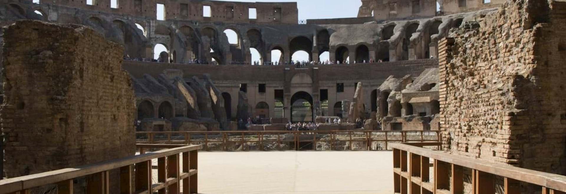Arena Colosseum Express