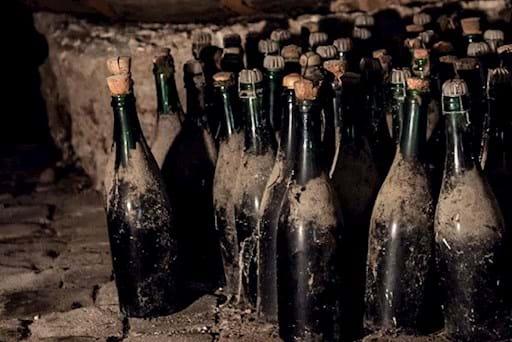 Wine Bottles Frascati