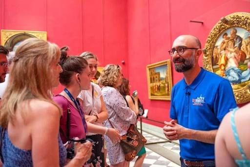 Uffizi Gallery Group Tour