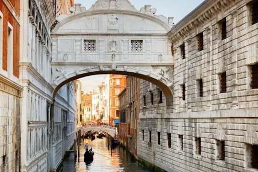 Venice Bridge Sighs