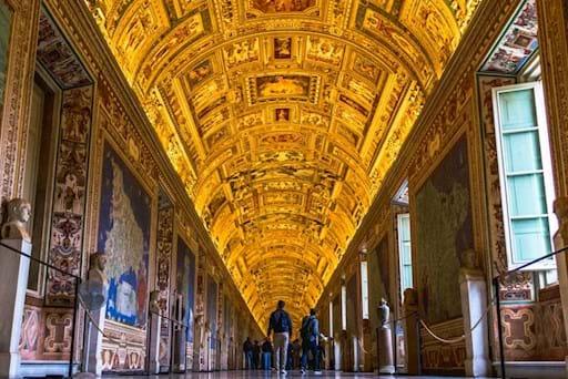 Long Room at Vatican