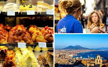 Naples highlights and Street food tour