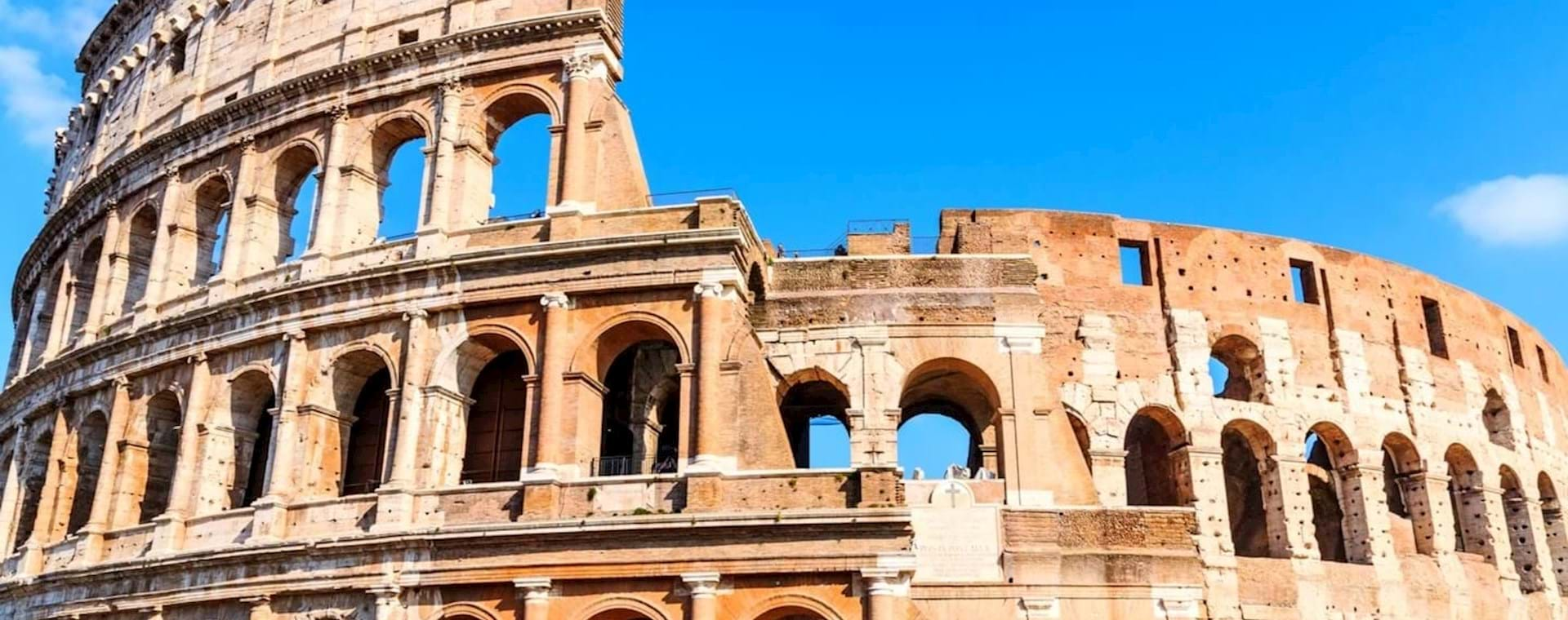 Private Colosseum Tour with Roman Forum and Palatine Hill