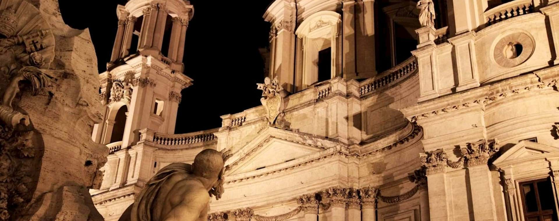 Ghosts, Mysteries and Legends of Rome Night Walking Tour