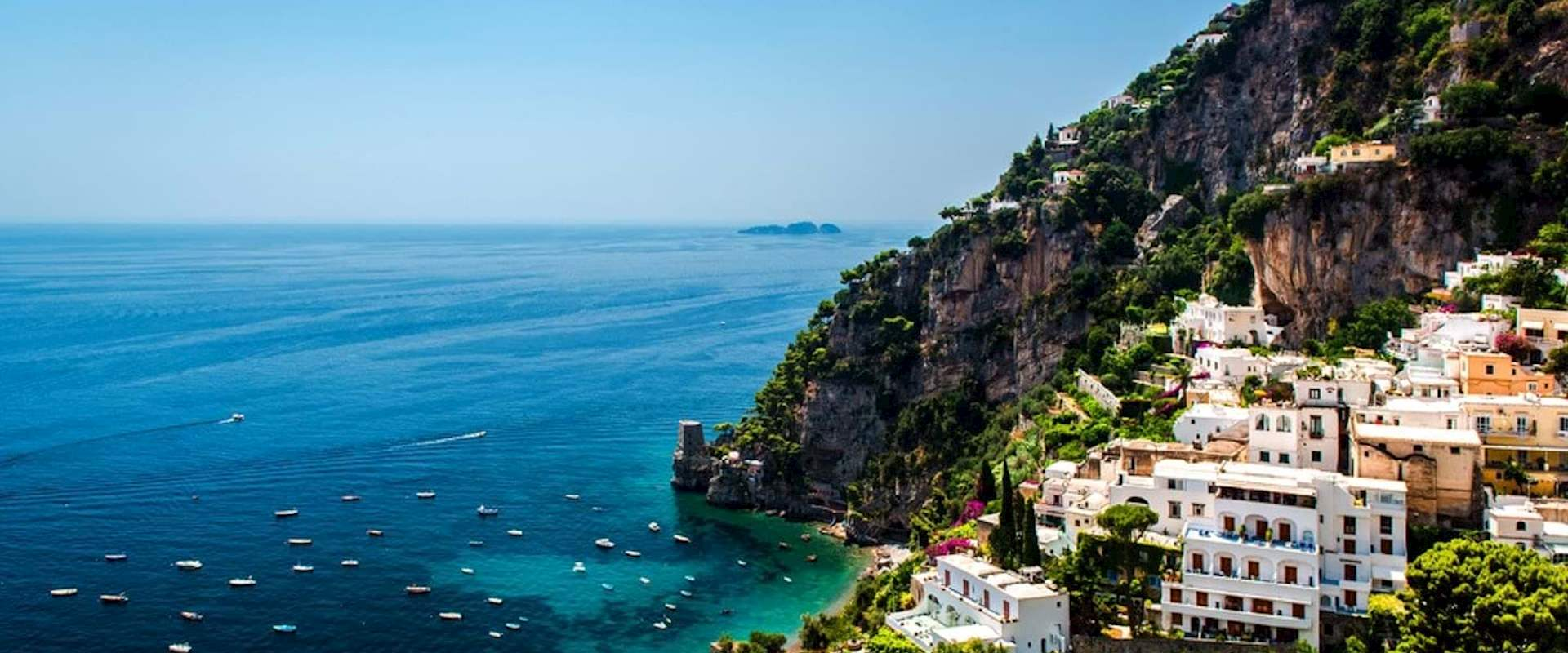 Private Tours From Rome To Positano