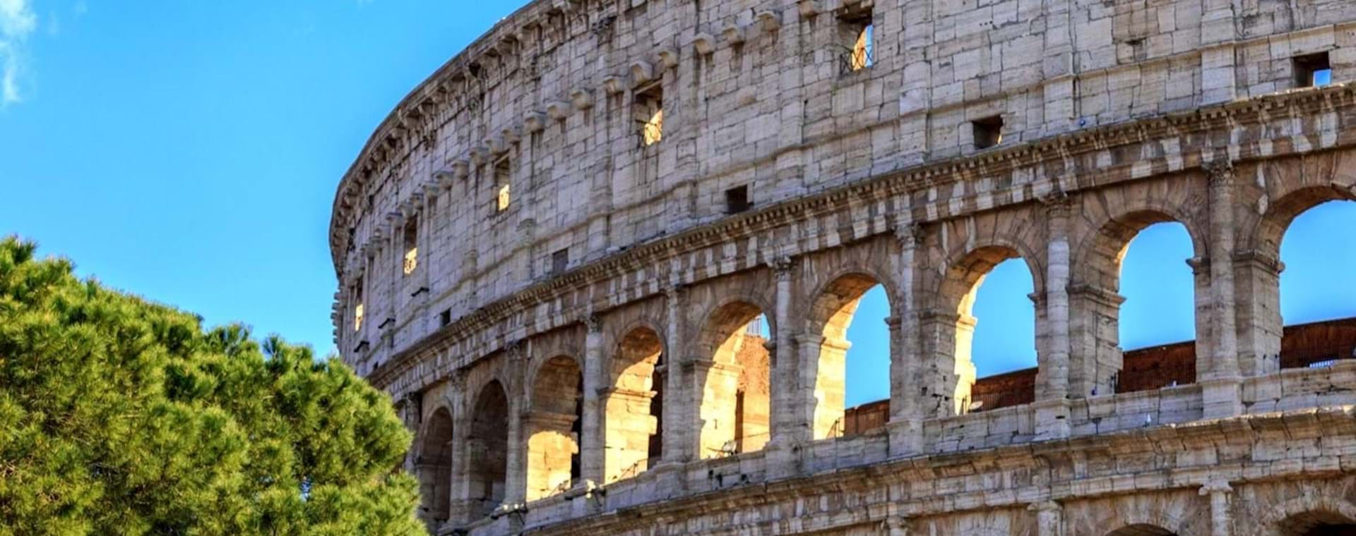 Colosseum Tickets Only with Escorted Access