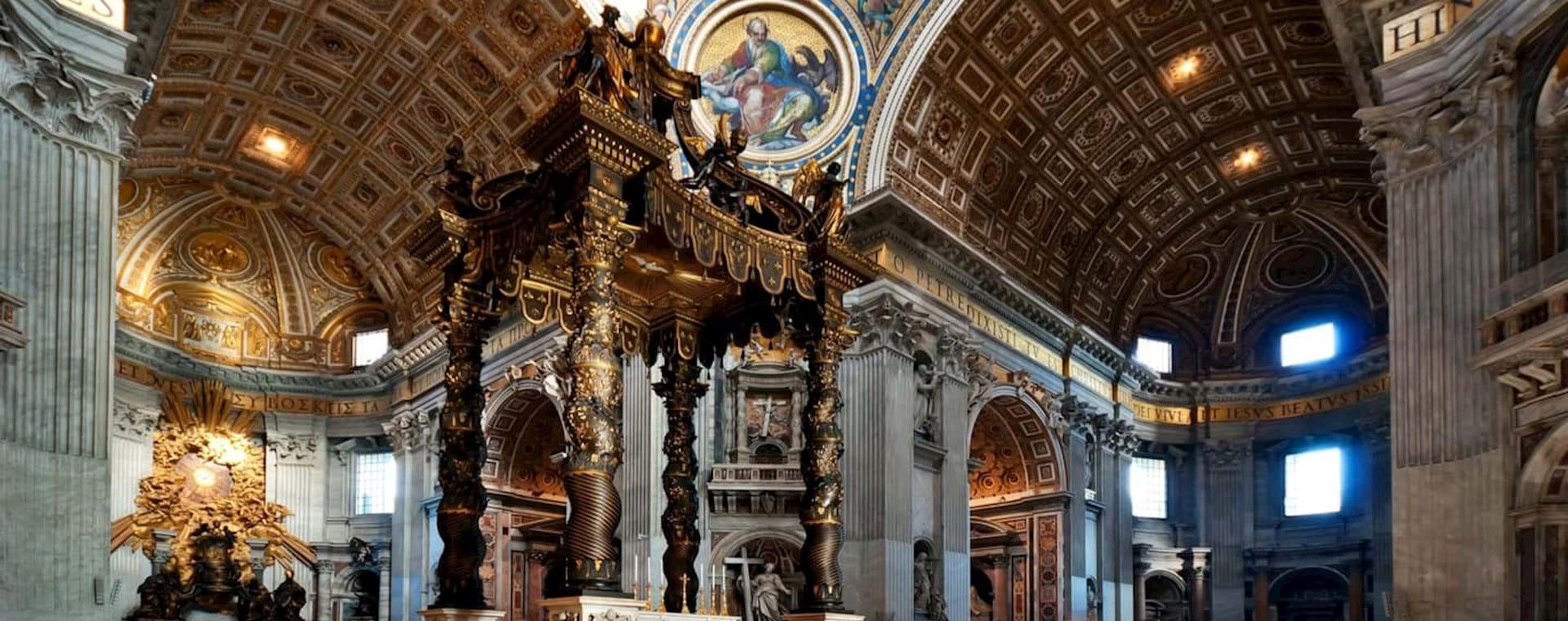 Semi-Private Sistine Chapel, Vatican Museums & St. Peter's Basilica Tour