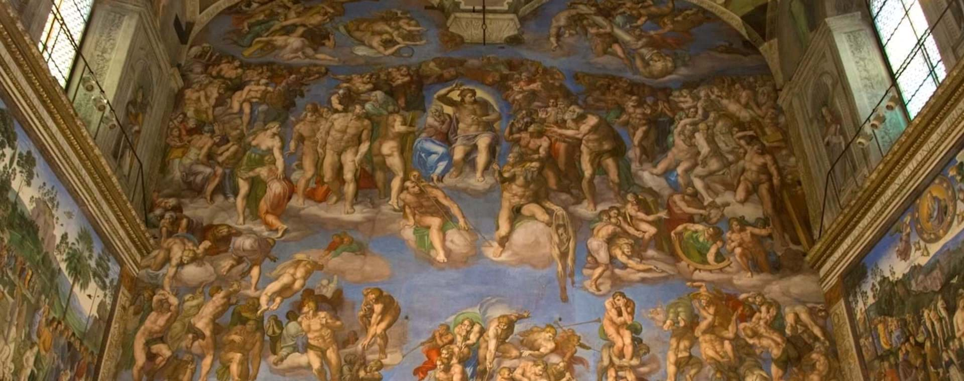 Full-Day Combo: Complete Colosseum & Vatican Museums Tour