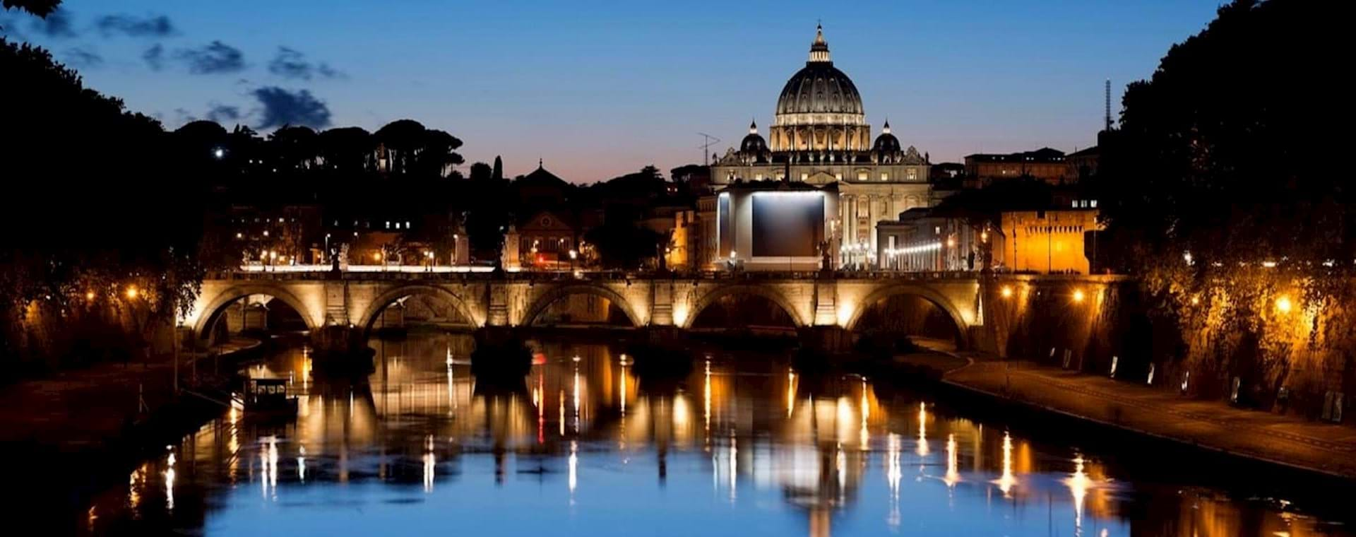 Sistine Chapel and Vatican Museums Night Tour