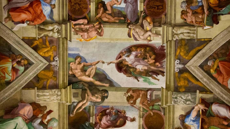 Vatikanmuseet visas i 3d