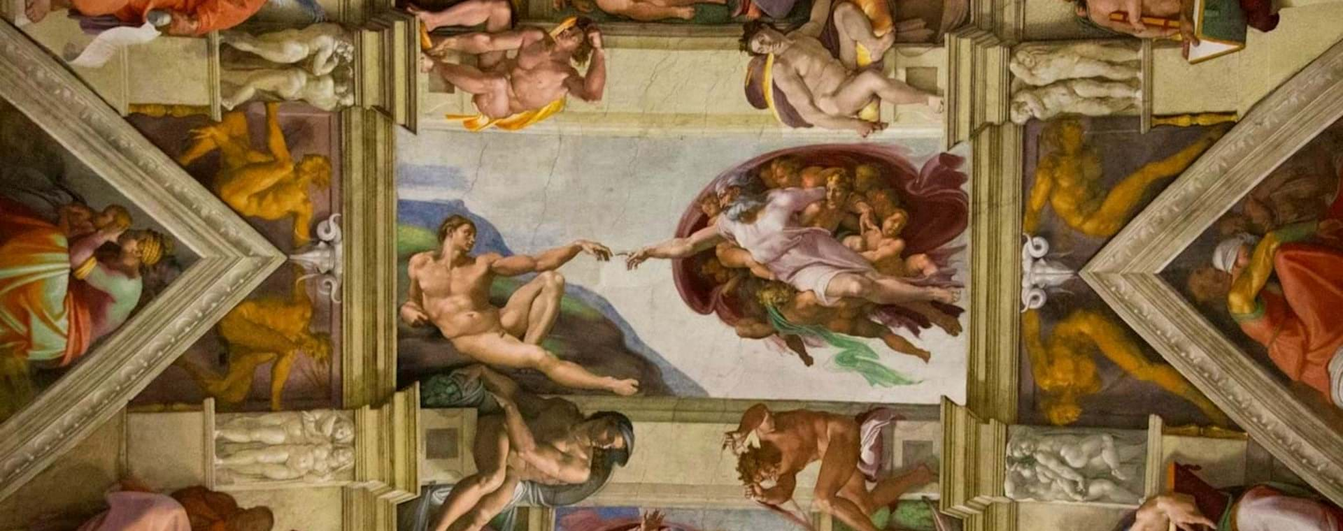 Sistine Chapel, Vatican Museums, and St. Peter's Basilica Tour
