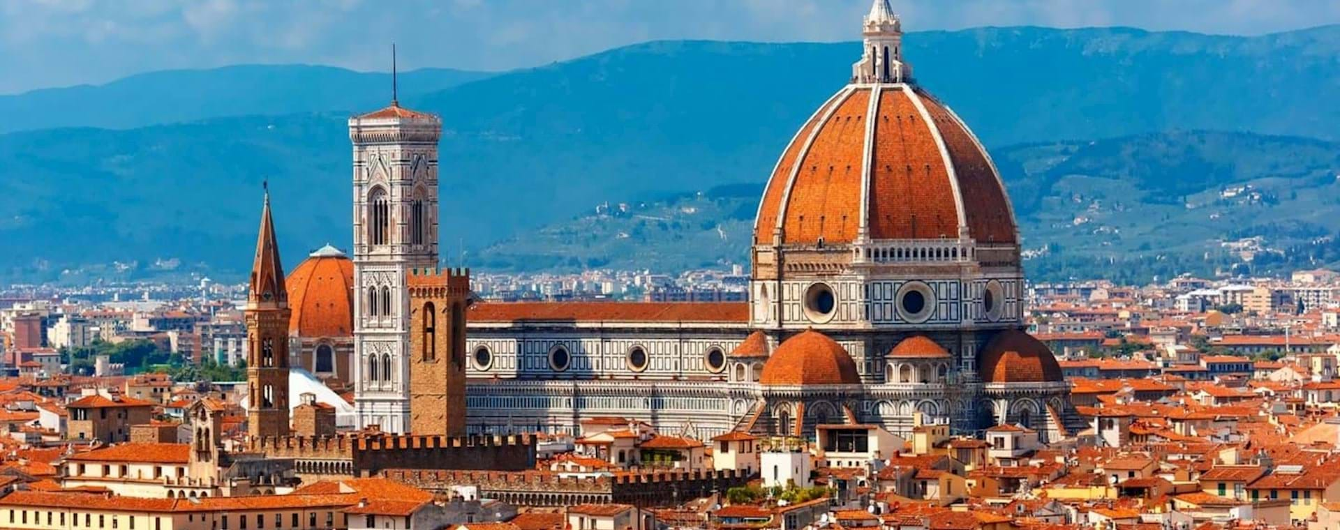Half Day Best of Florence Tour with Statue of David and Florence Cathedral