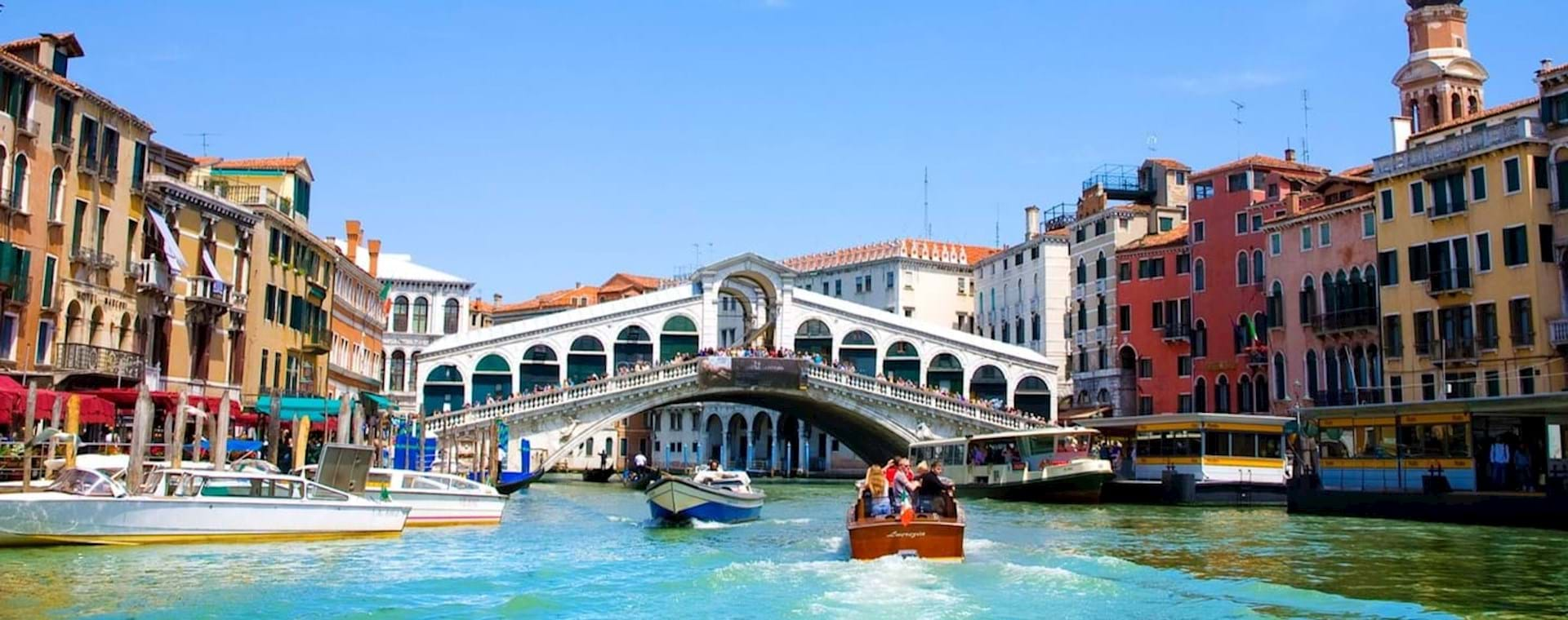 Venice from Florence by Train with Venice Highlights and Skip-the-Line entry to St Mark's Basilica