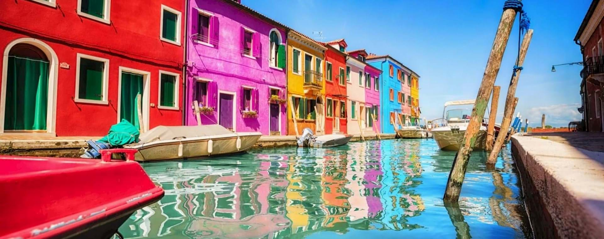 Private Half Day Venetian Islands: Murano Glassblowing and Burano Lacemaking