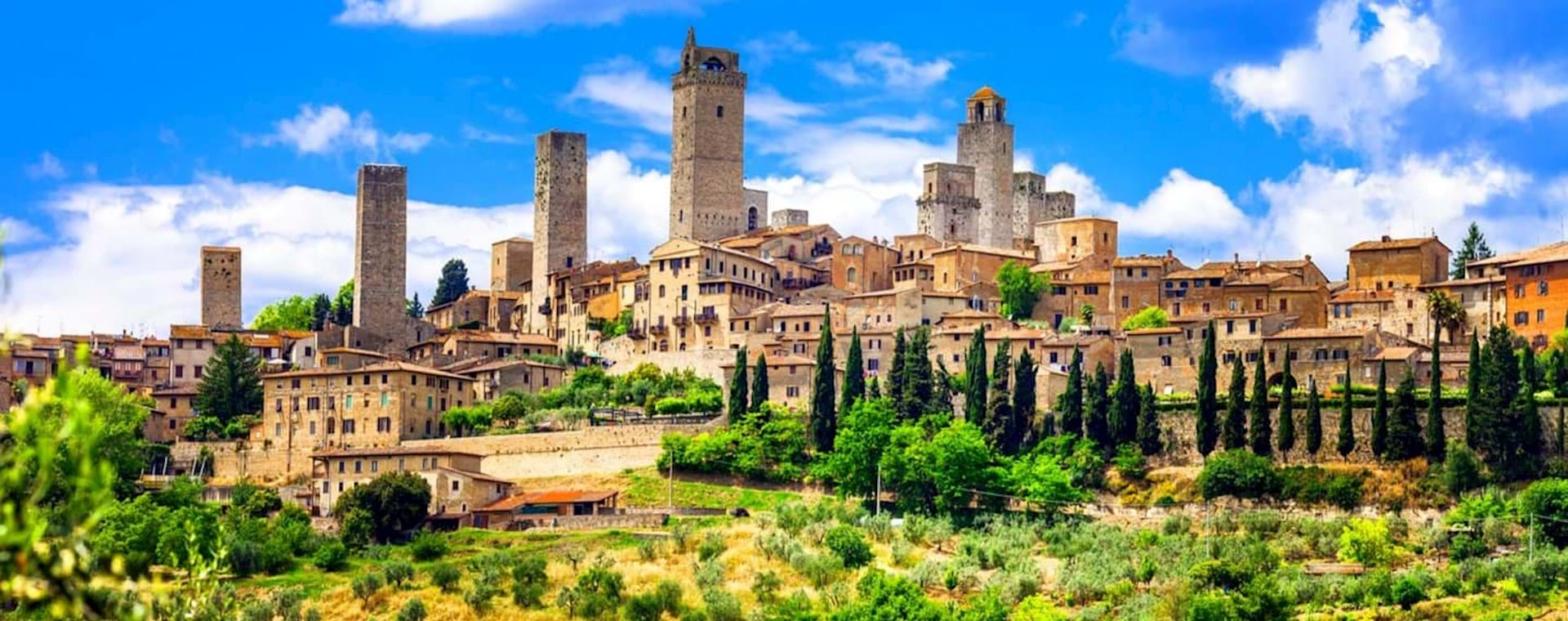 Day Trip: Pisa, Siena & San Gimignano with Artisan Produce Sampling