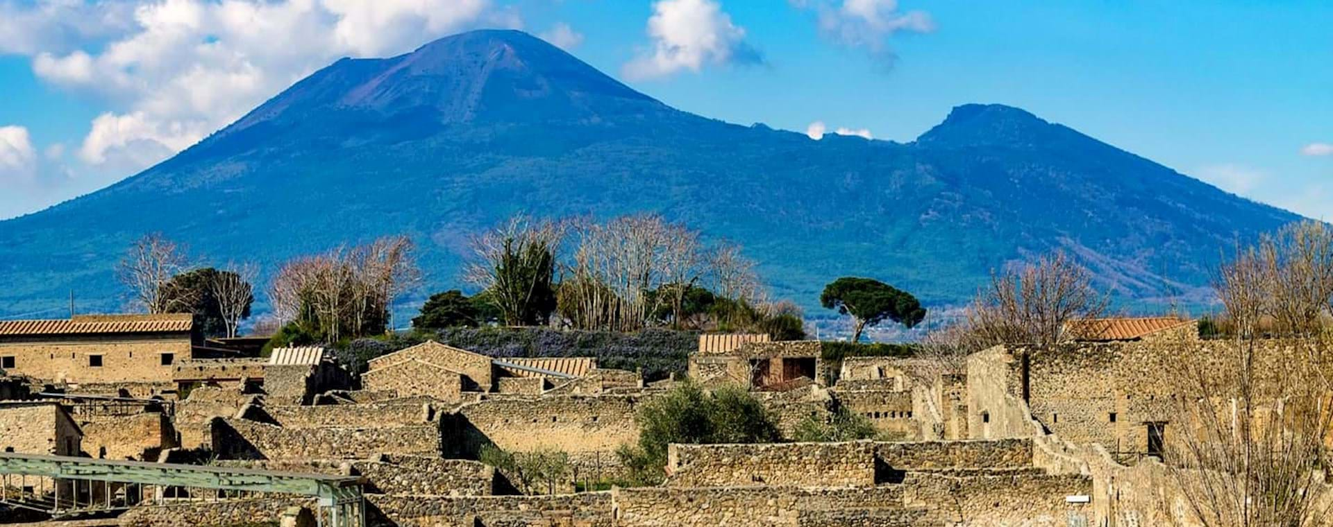 Pompeii Ticket with Round-Trip Bus Service from Rome