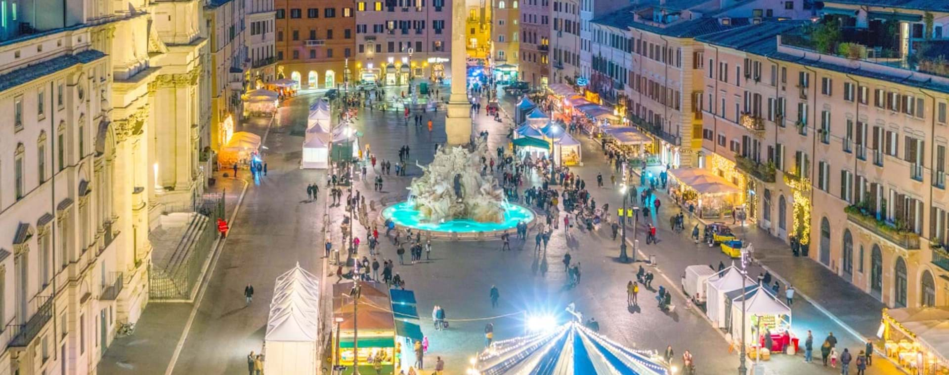 Christmas Edition: Best of Rome Walking Tour
