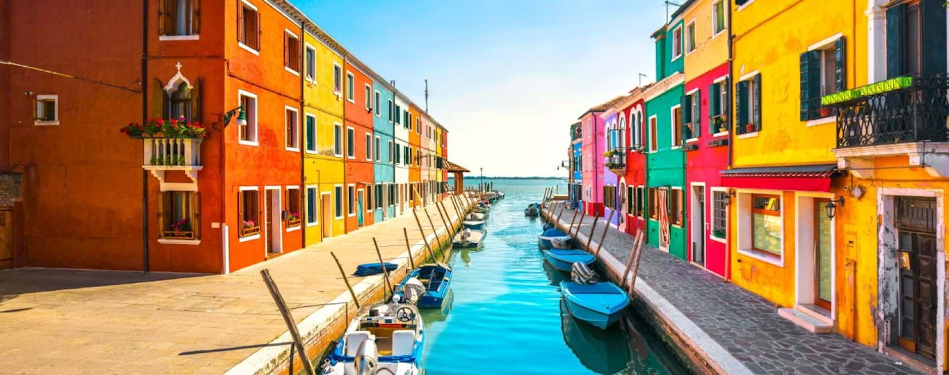 VIP Venetian Islands: Murano, Burano & Torcello by Private Water Taxi