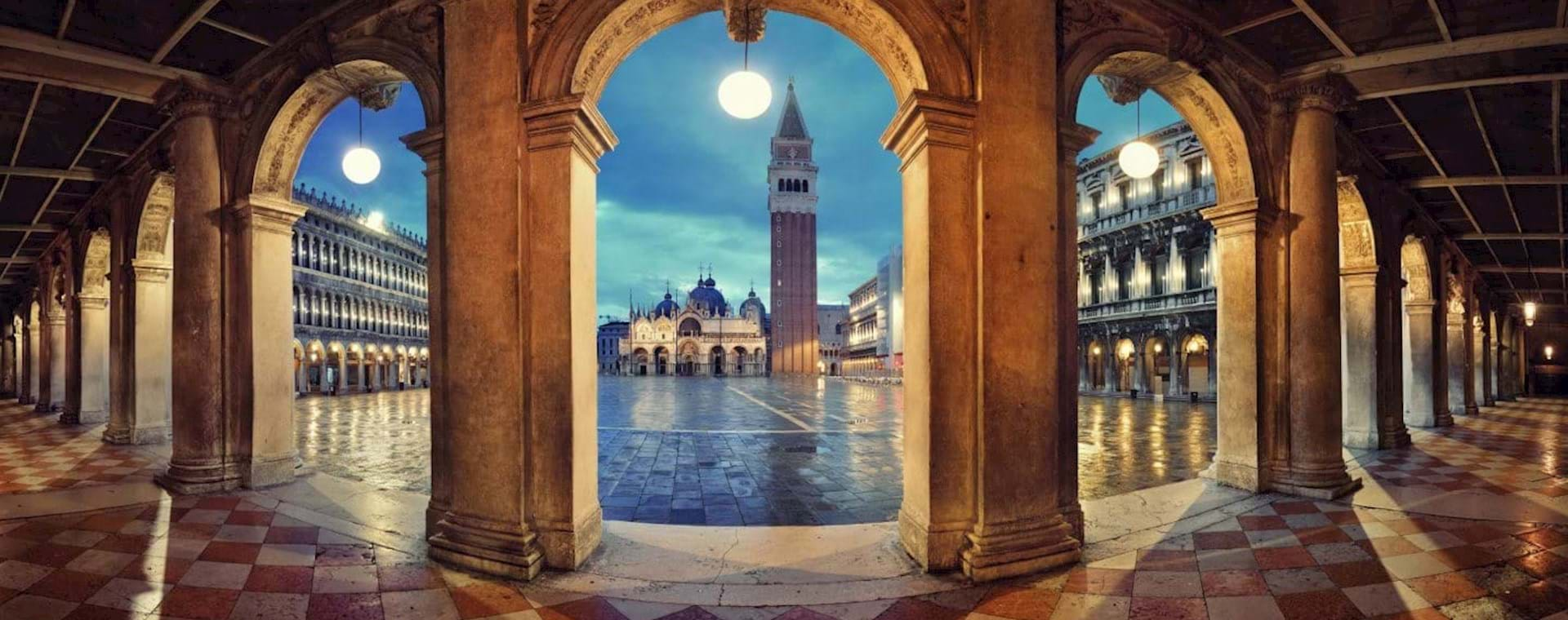 Exclusive Access: St Mark's Basilica by Night and Skip-the-Line Doge's Palace