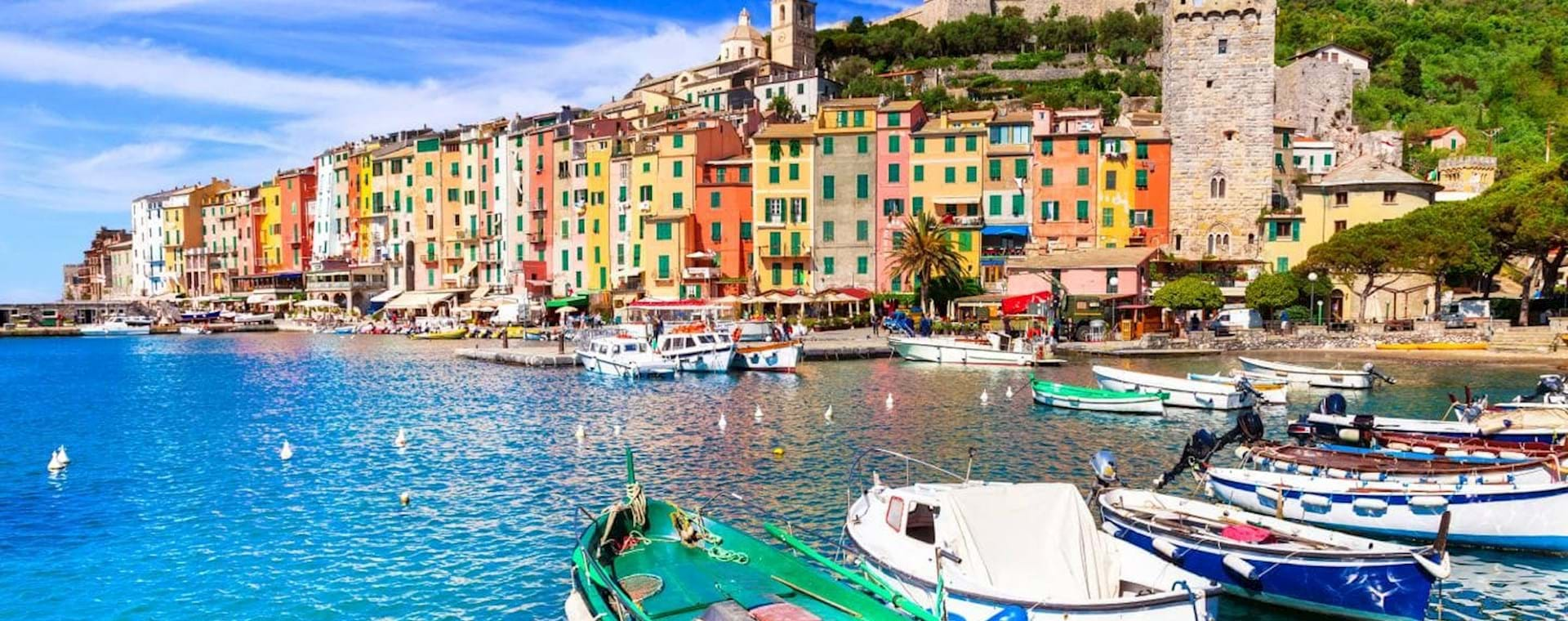 Cinque Terre and Portovenere from Florence in One Day
