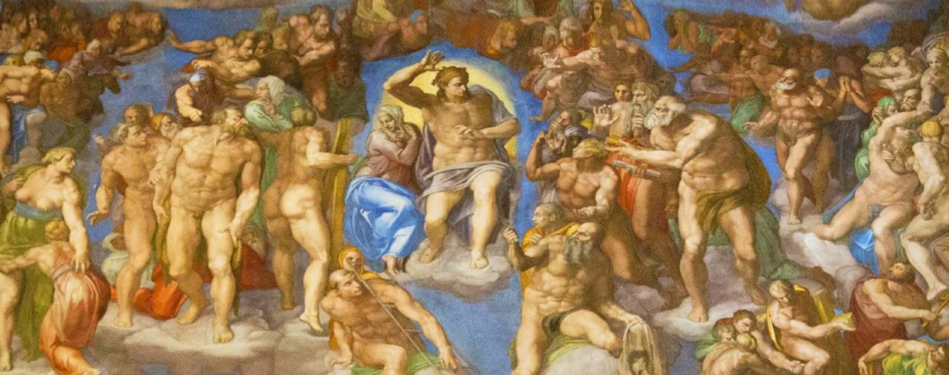 Complete Sistine Chapel & Vatican Museums Tour with Bramante Staircase & St. Peter's Basilica
