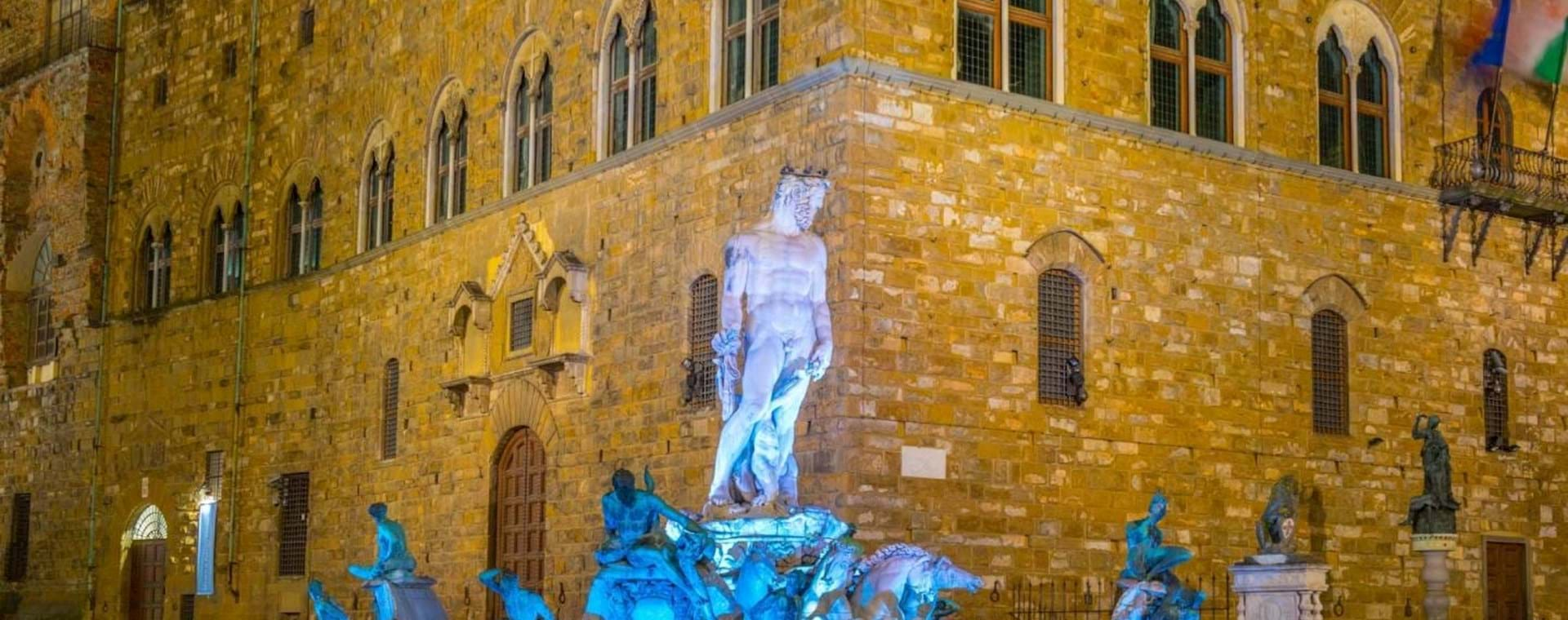 Private Ghosts, Mysteries and Legends of Florence Night Walking Tour
