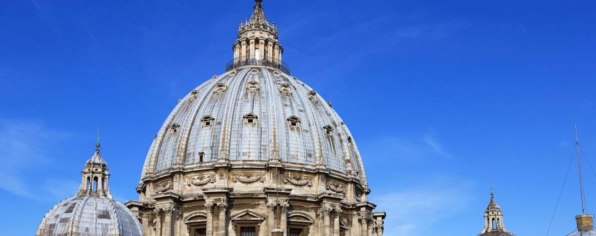 St. Peter's Basilica Dome Climb Experience