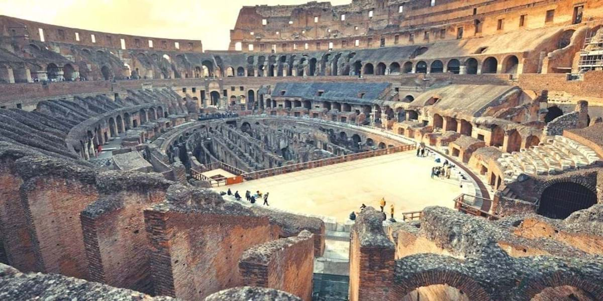 13 Crazy Facts about the Colosseum - Dark Rome